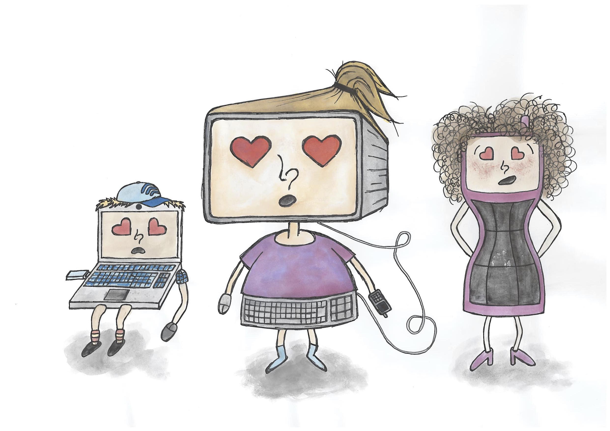 Hacking-Dating-Sims
