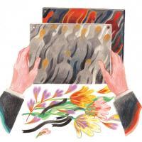 Illustration zum Nachkriegsparteien Artikel, Copyright by Timea Terenyei