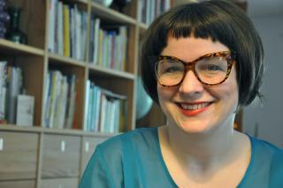 Die Pyschologin Daniela Reiter