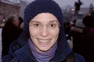 Daniela Hönig-Körbler. Fotos: Wolfgang V. Bankowski