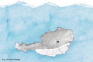 Illustration zum Dossier Nationalratswahlen, © by Veronika Wladyga