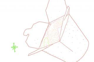Illustration eines Schnellimbissbox, gefüllt mit Nudeln. Illustration: Christina Uhl