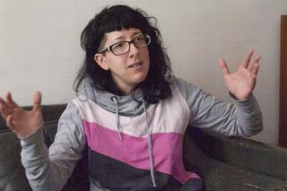 Ursula Raberger (Foto: Sarah Langoth)