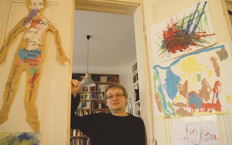 Ingolf Erler. Foto: Wolfgang Bankowski