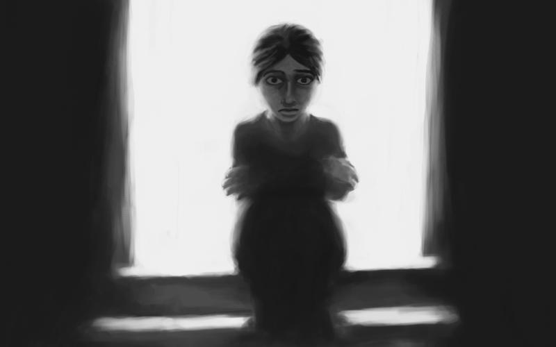 Szene aus dem Film Kellerkind von Julia Ocker. Foto: Presse