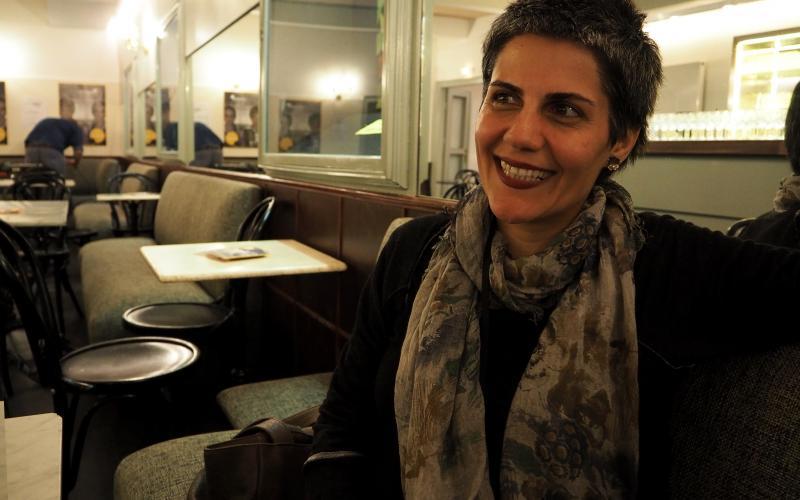 Filmemacherin Firouzeh Khosrovani