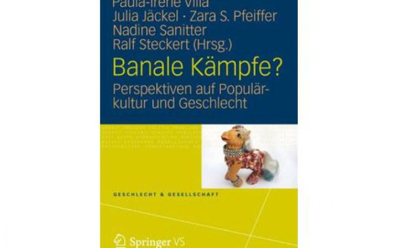 Buchcover von Banale Kämpfe