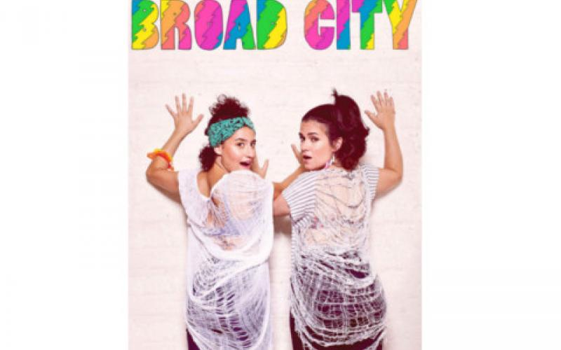DVD Cover Broad City