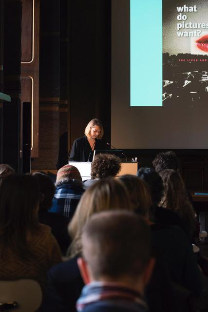 Felicity Bodenstein introduces the conceptual framing of the conferencer. Foto: © Kunsthistorisches Institut in Florenz